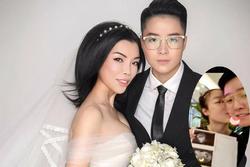 Nam thần đình đám LGBT khoe vợ hơn 21 tuổi mang song thai