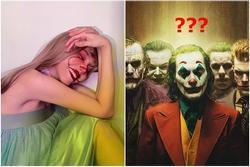 Elly Trần hố nặng vì hóa trang Joker mà nhầm thành phim kinh dị