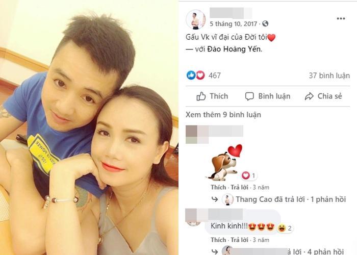 Chồng thứ 4 vẫn cuồng si Hoàng Yến dù đã ly hôn?-11