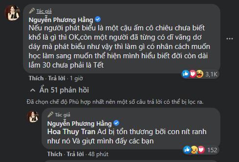 Bà Phương Hằng dừng quỹ nghìn tỷ từ thiện chỉ vì 1 câu nói của cô VO-3