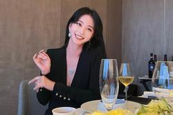 Han Ye Seul đăng ảnh rạng rỡ bất chấp bê bối