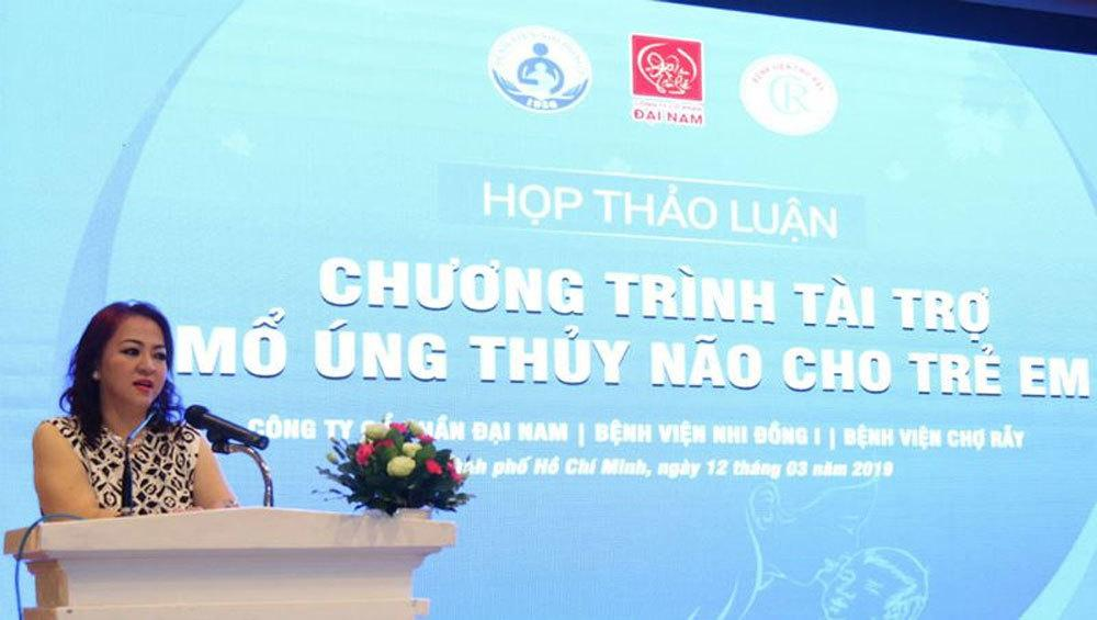 Bà Phương Hằng dừng quỹ nghìn tỷ từ thiện chỉ vì 1 câu nói của cô VO-6