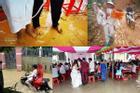 Các phiên bản đám cưới 'chạy mưa' bất chấp khiến cô dâu chú rể nhớ một đời