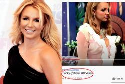 Britney Spears bị hit lớn nhất sự nghiệp vận vào thân