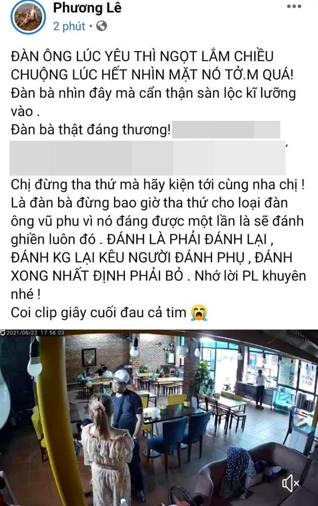 Hoa hậu Phương Lê khuyên Hoàng Yến: Phải đánh lại, kiện tới cùng-4