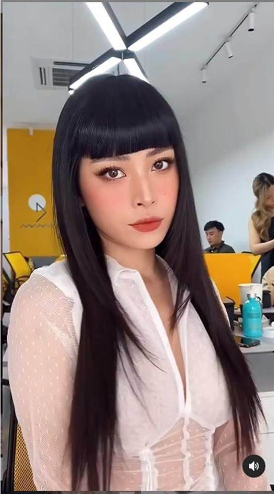 Không phải ai diện tóc mái cũng đẹp và những sao Việt dưới đây sẽ chứng minh điều đó-2