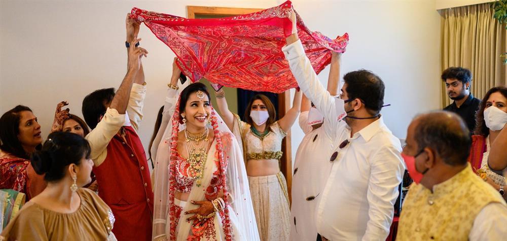 Người trẻ châu Á né đám cưới nghìn khách nhờ Covid-19-1