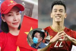 Bố Tiến Linh tiết lộ tiến triển tình cảm của con trai và Quỳnh Thư
