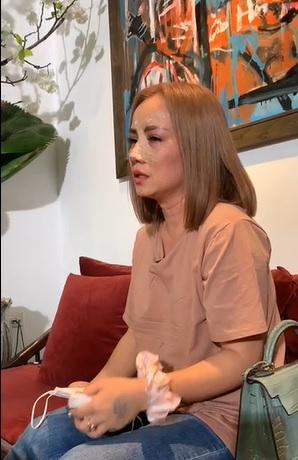 Gương mặt băng bó chằng chịt của Hoàng Yến sau vụ chồng đấm-2