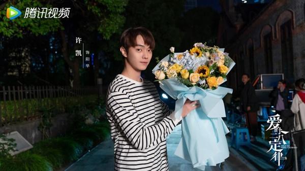 Dương Mịch - Hứa Khải chung 1 khung hình, nhan sắc thế nào mà netizen cứ mắng nhà gái già hơn nhà trai?-3