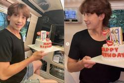 Bi Rain đón sinh nhật vắng bóng Kim Tae Hee