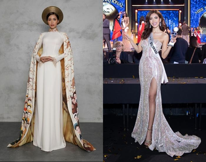 Lý do Minh Tú lỡ hẹn HHen Niê tại Hoa hậu Hoàn vũ Việt Nam 2017-6