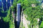 Thang máy ngoài trời cao nhất thế giới trị giá 20 triệu USD