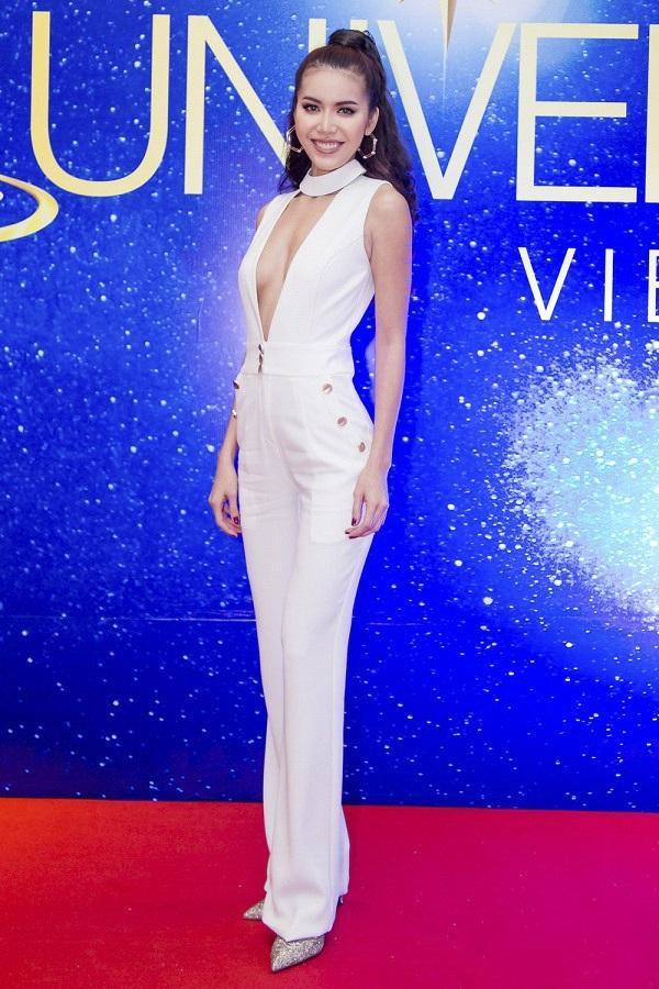 Lý do Minh Tú lỡ hẹn HHen Niê tại Hoa hậu Hoàn vũ Việt Nam 2017-3