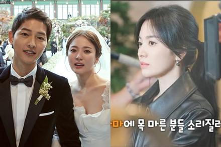 Ngày này 2 năm trước, Song Joong Ki đệ đơn lên tòa ly hôn với Song Hye Kyo