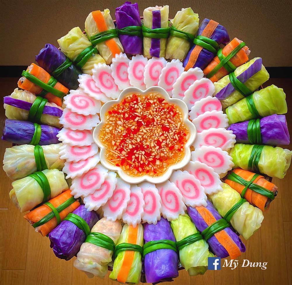 Ngất ngây loạt món ăn được trình bày đẹp như tranh vẽ của gái đảm tại Nhật-2