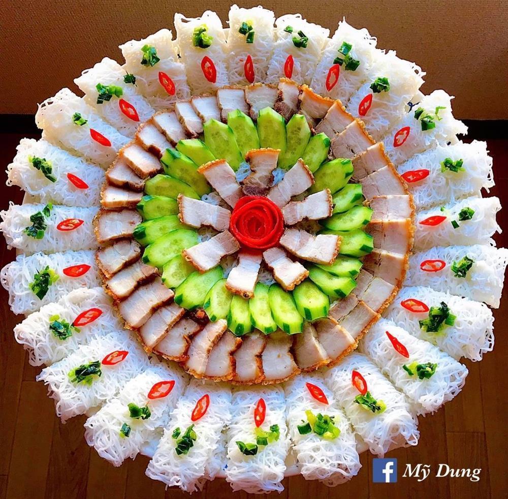 Ngất ngây loạt món ăn được trình bày đẹp như tranh vẽ của gái đảm tại Nhật-3