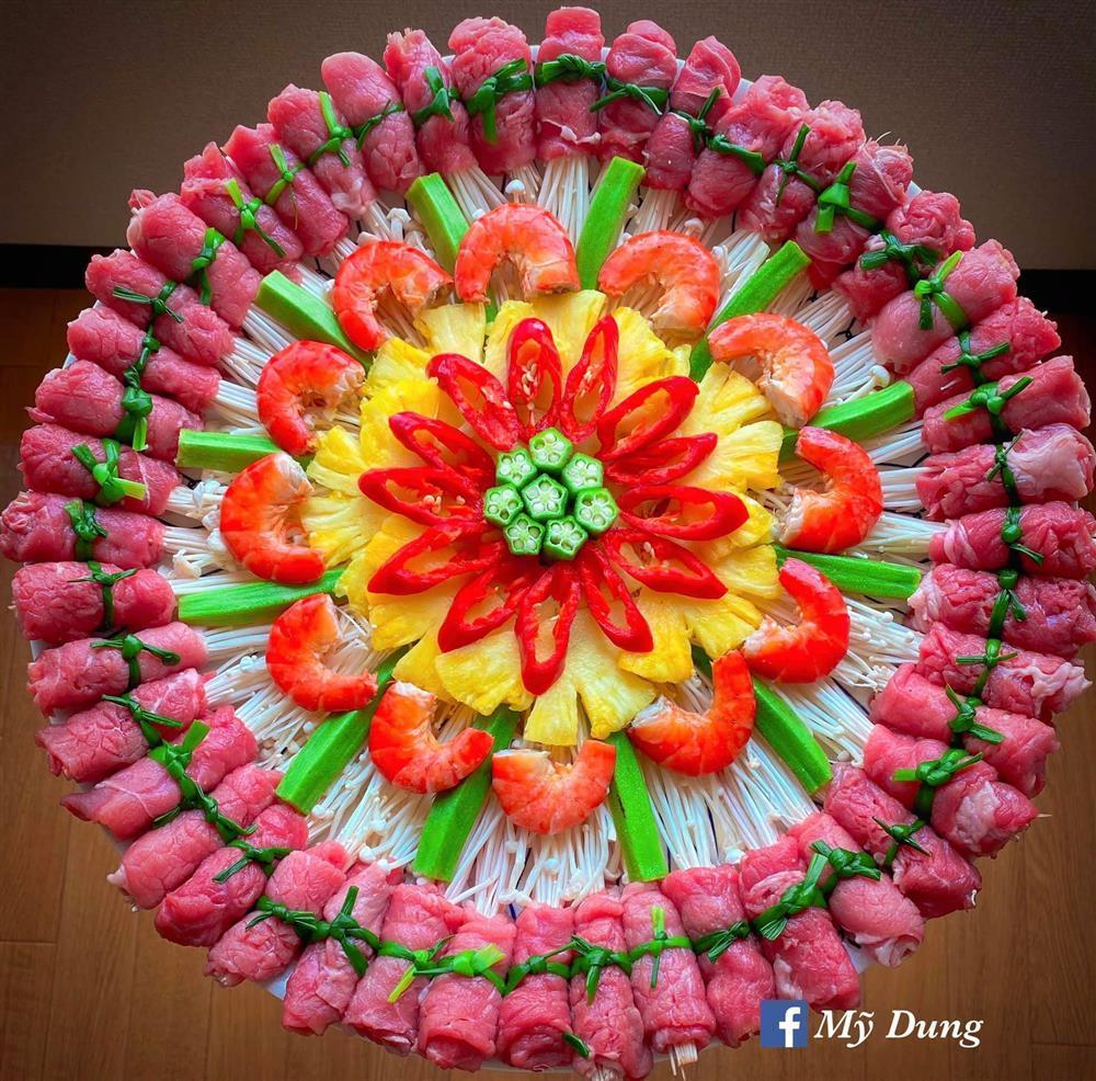 Ngất ngây loạt món ăn được trình bày đẹp như tranh vẽ của gái đảm tại Nhật-5