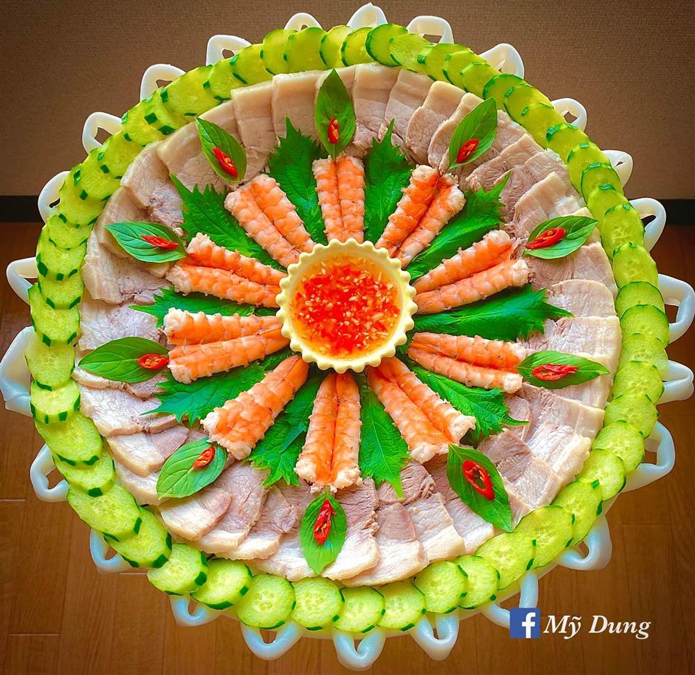 Ngất ngây loạt món ăn được trình bày đẹp như tranh vẽ của gái đảm tại Nhật-6