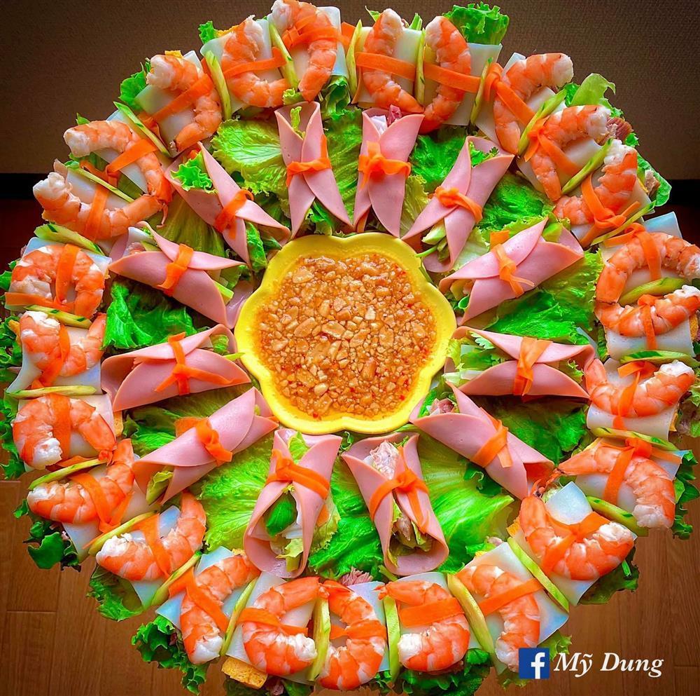 Ngất ngây loạt món ăn được trình bày đẹp như tranh vẽ của gái đảm tại Nhật-7