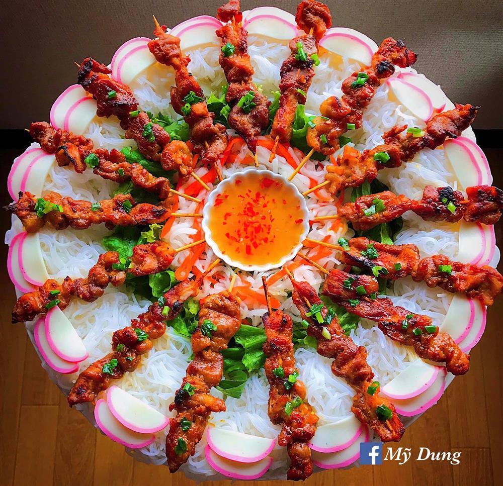 Ngất ngây loạt món ăn được trình bày đẹp như tranh vẽ của gái đảm tại Nhật-9