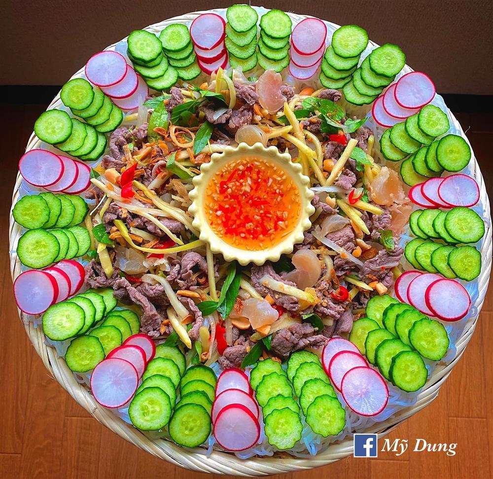 Ngất ngây loạt món ăn được trình bày đẹp như tranh vẽ của gái đảm tại Nhật-10