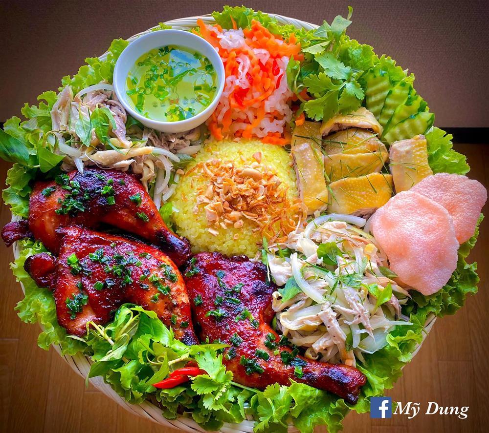 Ngất ngây loạt món ăn được trình bày đẹp như tranh vẽ của gái đảm tại Nhật-11