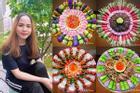 Ngất ngây loạt món ăn được trình bày đẹp như tranh vẽ của gái đảm tại Nhật