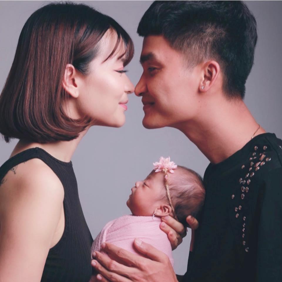 Ngoại hình con gái Mạc Văn Khoa sau nửa năm chào đời-1