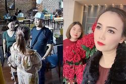'Cô Xuyến' Hoàng Yến muốn... cưới vợ sau vụ chồng cũ hành hung?