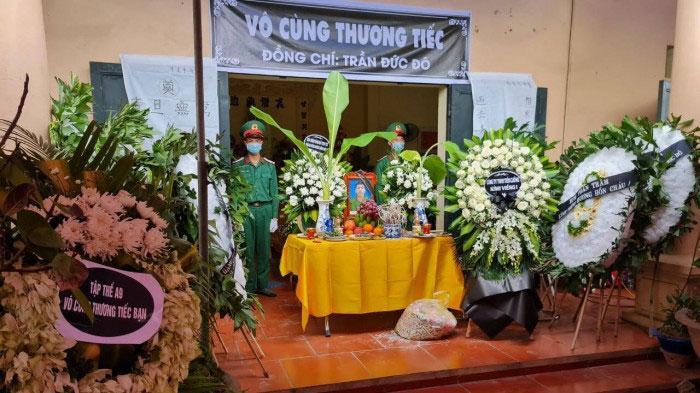 14h chiều nay, gia đình tổ chức lễ an táng quân nhân Trần Đức Đô-2