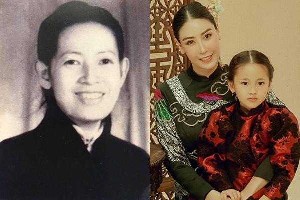 Hà Kiều Anh có hành động lạ giữa ồn ào công chúa triều Nguyễn-1