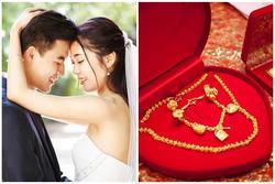 Nhà chồng tuyên bố tặng 10 cây vàng nhưng ra điều kiện cô dâu 'đi cửa sau'