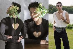 Stylist Hoàng Ku 'nghiện' mặc đồ hở hang, nữ tính khoe body