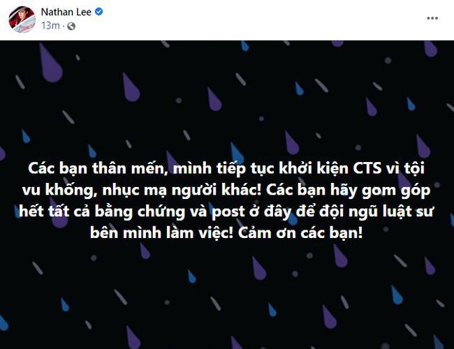 Nathan Lee gây xôn xao khi chia sẻ hình ảnh nhạy cảm của Cao Thái Sơn-2