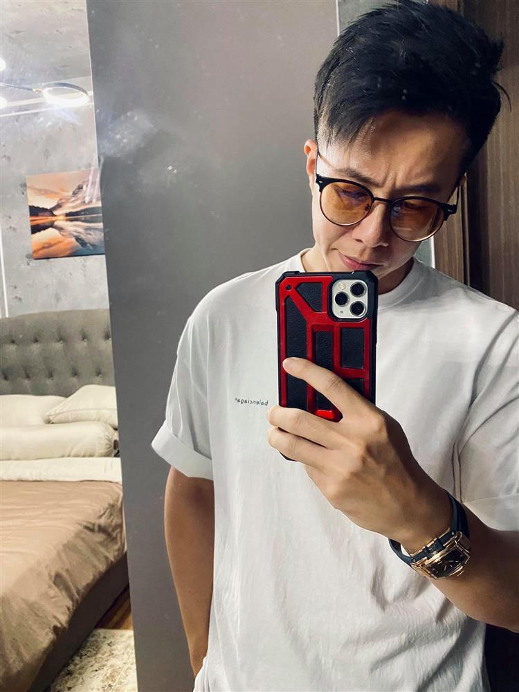 Matt Liu khoe ảnh tuổi 27 mà ngỡ U70, bị chê đã gầy còn già-1