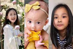 6 con sao Việt được dự đoán là mỹ nhân tương lai