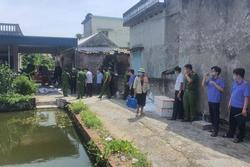 Khởi tố vụ con rể sát hại bố mẹ vợ và vợ ở Thái Bình