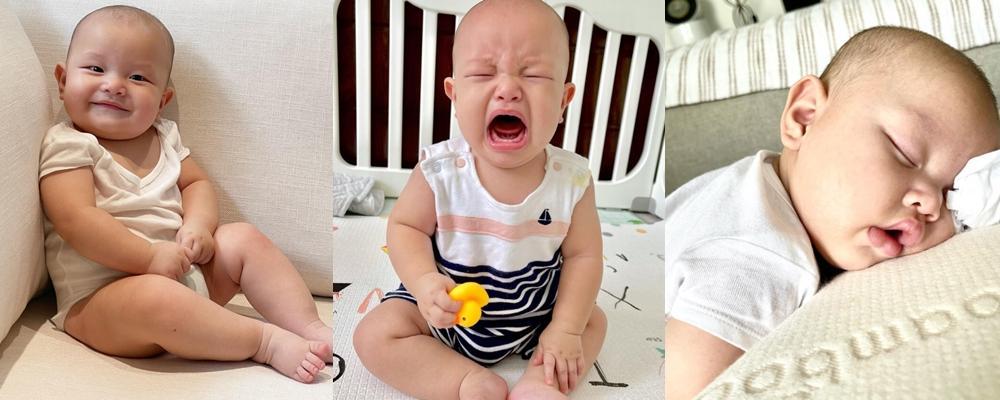 Muốn xỉu với con trai Hồ Ngọc Hà: Khóc cười lẫn lộn chỉ trong 1 giây-6