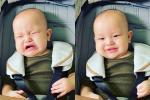 Muốn xỉu với con trai Hồ Ngọc Hà: Khóc cười lẫn lộn chỉ trong 1 giây