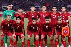 Bốc thăm vòng loại 3 'World Cup 2022': Việt Nam chung bảng Nhật Bản, Úc