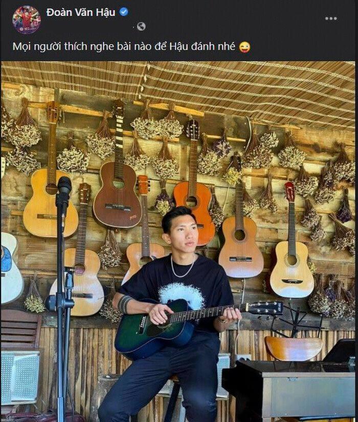 Cầu thủ Tiến Linh thừa nhận u mê ca khúc Đom Đóm của Jack-2