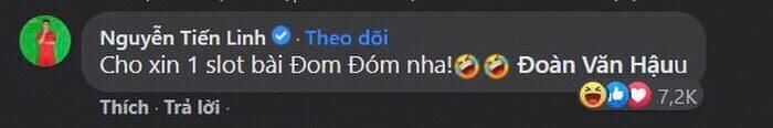 Cầu thủ Tiến Linh thừa nhận u mê ca khúc Đom Đóm của Jack-3