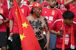 Dư luận Trung Quốc: 'Không thắng Việt Nam, Liên đoàn bóng đá giải tán đi'