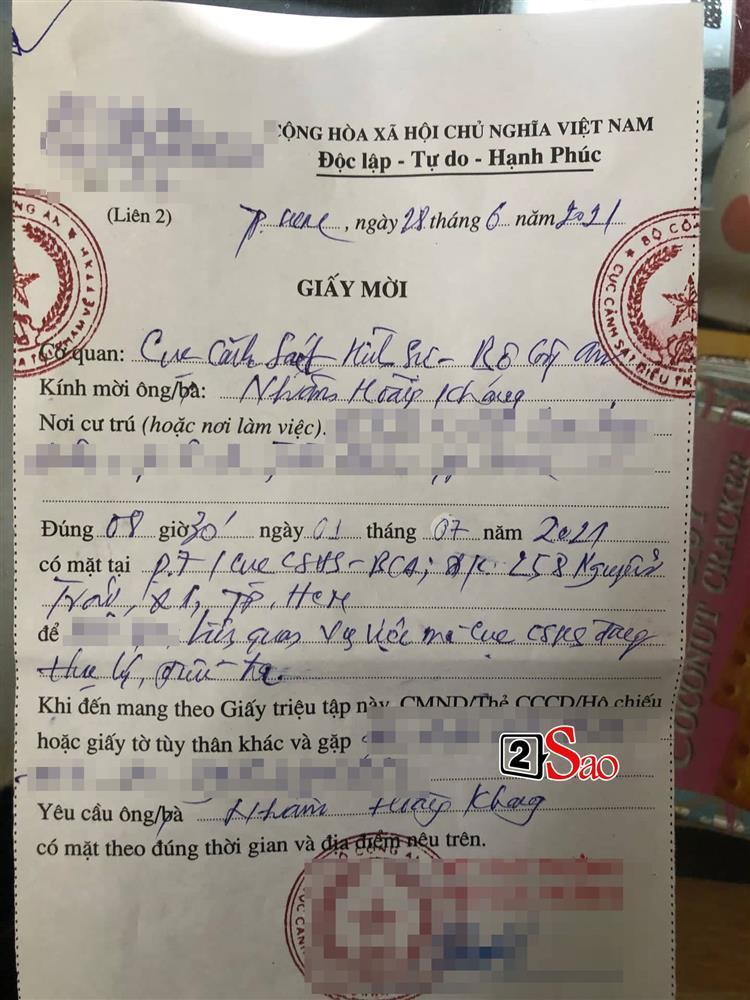 Cậu IT từng là đệ của bà Phương Hăng bị Bộ Công an bắt giữ-2