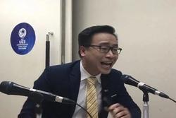 Tạ Biên Cương: Sự nghiệp gây tranh cãi nhưng Việt Nam đá là phải gọi tên