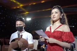 Quang Hải đeo nhẫn nửa tỷ bốc thăm vòng loại World Cup 2022