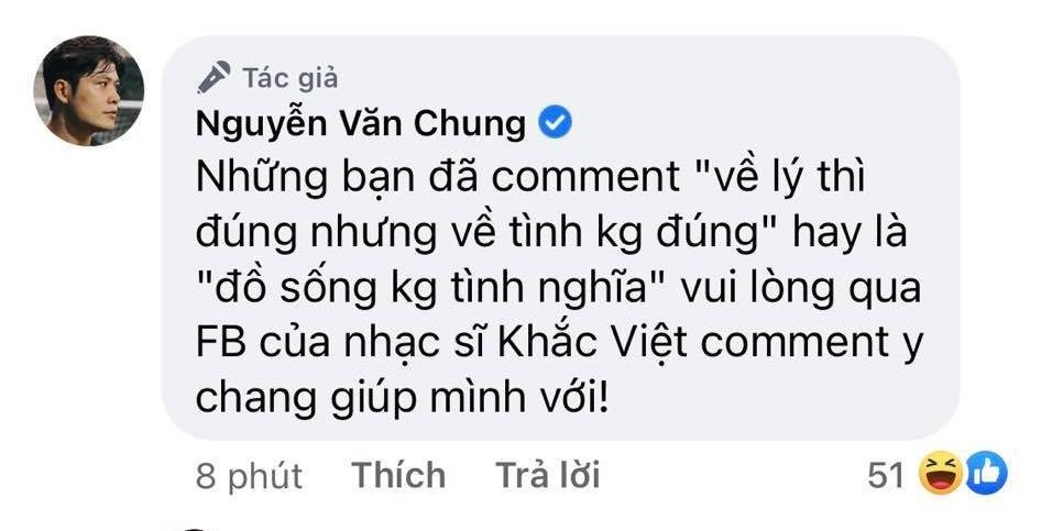 Khắc Việt xử Cao Thái Sơn, Nguyễn Văn Chung xử dân mạng?-3