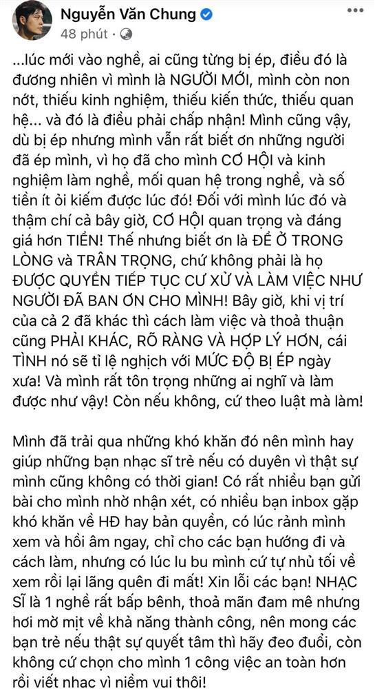 Khắc Việt than thở năm xưa bị chèn ép, Nguyễn Văn Chung đáp phải chấp nhận-4