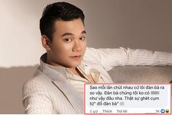 Khắc Việt 'vạch mặt' Cao Thái Sơn, netizen: 'Anh mất nết chẳng kém'
